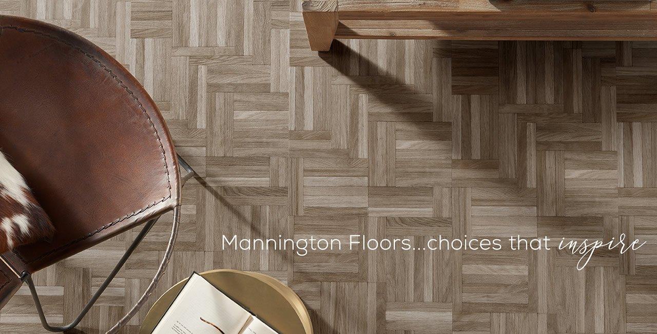 National Floors of Easthampton Proudly Carries Mannington Floors